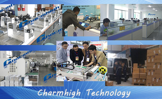 2 Heads 28 Feeders Adavanced CHMT528P Yamaha Pneumatic Feeder SMD Pick And Place Machine Vision System + Auto Mark2