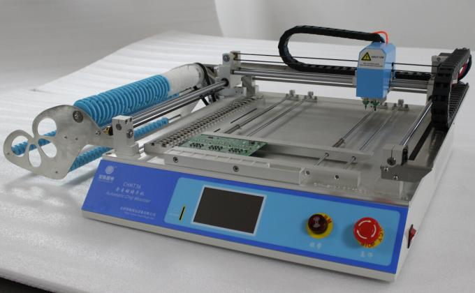 CHMT36 SMT SMD LED Pick And Place Machine 29 feeders High Speed