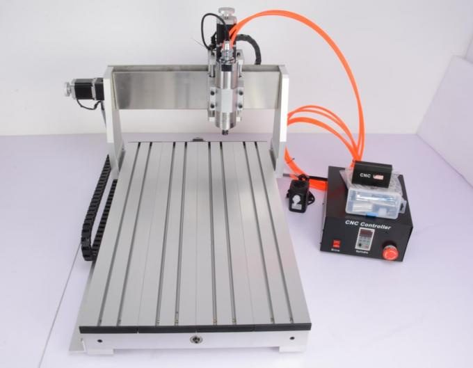 4th Axis CNC6040 High Speed Version Desktop CNC Router for 3D Engraving Machine