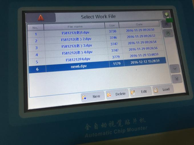 4 Heads SMT pick and place machine CHMT530P4 with Yamaha pneumatic feeder 8mm 12mm 16mm