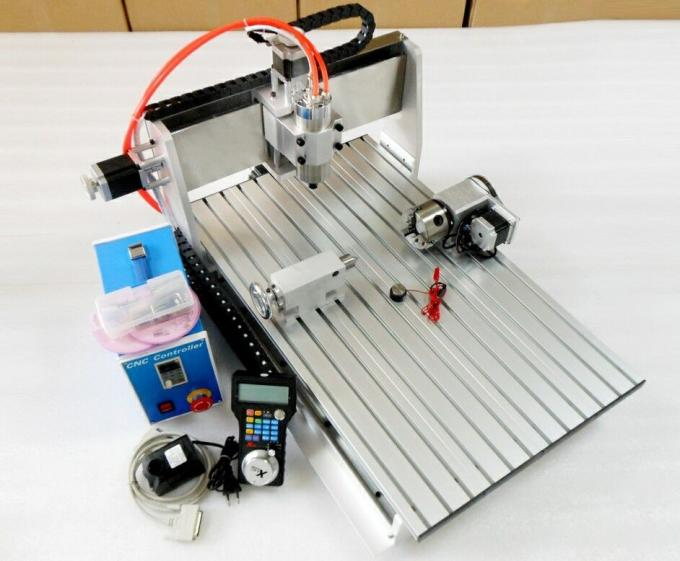 Mach3 Wireless Controller 4 Axis 6040 3D CNC Router for Milling Routing Engraving