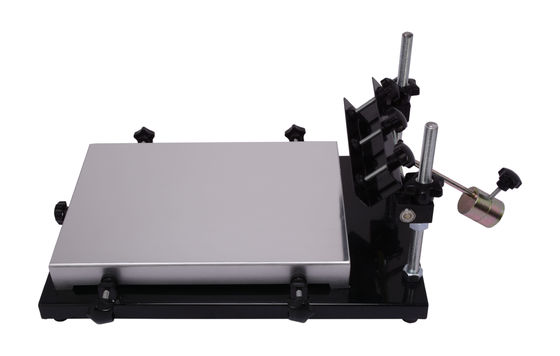 China Manual Stencil Printer 4432 (320*440mm) SMT Solder Paste Printer for P&P machine supplier