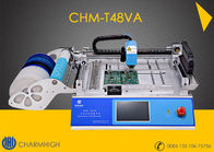 China Advanced SMT Pick And Place Machine CHMT48VA + Top and Bottom Camera CCD system factory