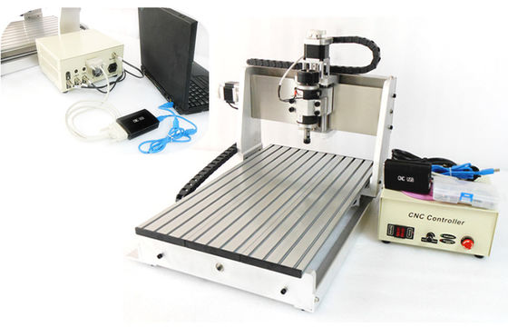 China USB Controller 3 Axis CNC3040B CNC Machine 300w spindle Engraving Drilling Milling Machine distributor